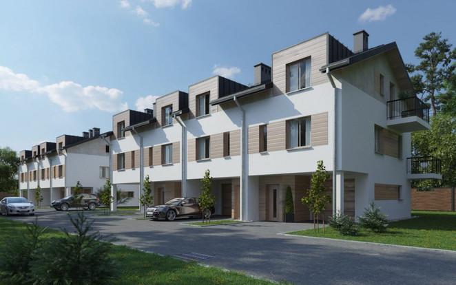 Morizon WP ogłoszenia | Dom w inwestycji Słoneczna Wadowska, Kraków, 129 m² | 8911