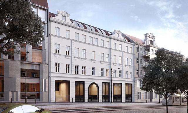 Mieszkanie na sprzedaż <span>Poznań, Stary Rynek, ul. Podgórna 9</span>