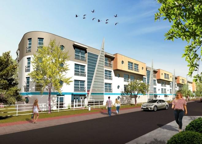 Morizon WP ogłoszenia | Mieszkanie w inwestycji Apartamenty Pod Żaglami, Zegrze Południowe, 60 m² | 9009