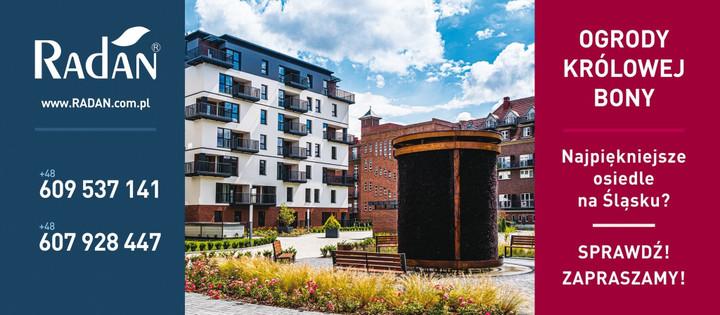 Morizon WP ogłoszenia | Nowa inwestycja - Ogrody Królowej Bony, Gliwice Śródmieście, 24-167 m² | 8554