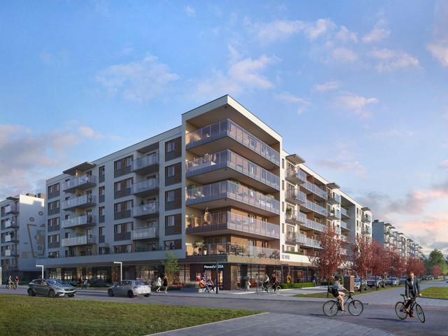 Morizon WP ogłoszenia | Mieszkanie w inwestycji Mińska 69, Warszawa, 68 m² | 9747