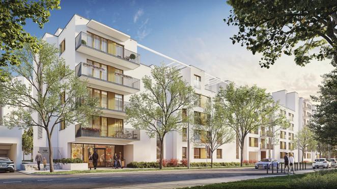 Morizon WP ogłoszenia | Mieszkanie w inwestycji Wola Skwer, Warszawa, 69 m² | 6444
