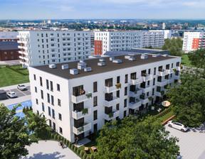 Mieszkanie w inwestycji Murapol Nowa Przędzalnia, Łódź, 39 m²
