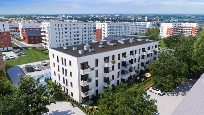 Morizon WP ogłoszenia | Mieszkanie w inwestycji Murapol Nowa Przędzalnia, Łódź, 49 m² | 7778