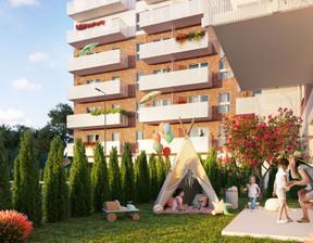 Mieszkanie w inwestycji Murapol Nowa Przędzalnia, Łódź, 35 m²