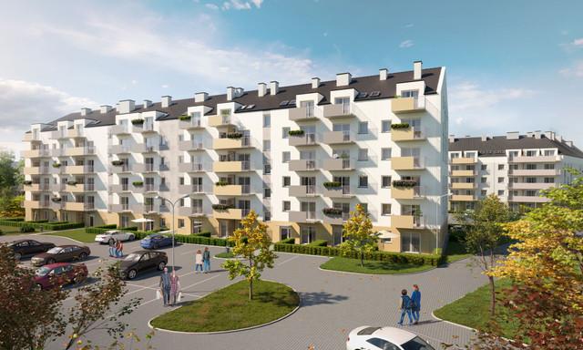 Mieszkanie na sprzedaż <span>Wrocław, Jagodno, ul. Buforowa</span>