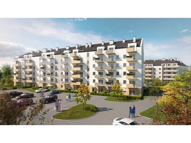 Morizon WP ogłoszenia | Mieszkanie w inwestycji Murapol Zielona Toskania, Wrocław, 50 m² | 3129