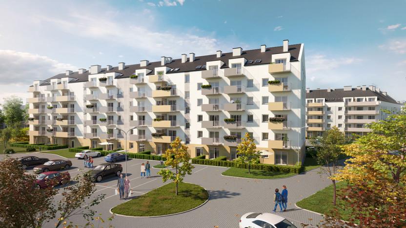 Mieszkanie w inwestycji Murapol Zielona Toskania, Wrocław, 38 m² | Morizon.pl | 7142