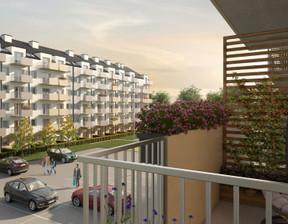 Mieszkanie w inwestycji Murapol Zielona Toskania, Wrocław, 35 m²