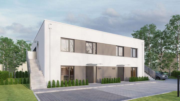 Morizon WP ogłoszenia | Nowa inwestycja - Wallenroda, Wrocław Zakrzów, 89-90 m² | 8610