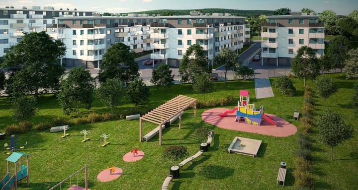 Morizon WP ogłoszenia | Nowa inwestycja - Nowe Apartamenty Green Park, Bielsko-Biała Stare Bielsko, 32-62 m² | 8622