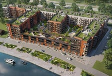 Mieszkanie w inwestycji Nadmotławie Apartments, Gdańsk, 47 m²