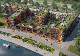 Morizon WP ogłoszenia | Nowa inwestycja - Nadmotławie Apartments, Gdańsk Śródmieście, 56-69 m² | 8632