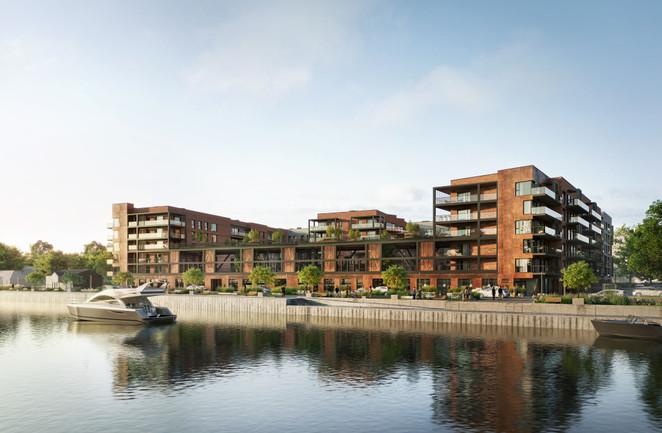 Morizon WP ogłoszenia | Mieszkanie w inwestycji Nadmotławie Apartments, Gdańsk, 33 m² | 1480