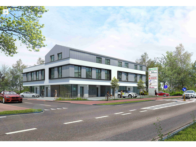 Morizon WP ogłoszenia | Biuro w inwestycji Atrium Office - biura, Lubiczów, 570 m² | 5041