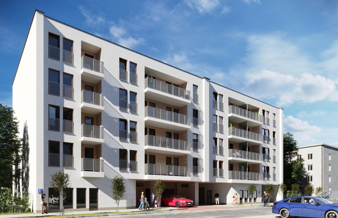 Morizon WP ogłoszenia | Mieszkanie w inwestycji Nova Praga - Osiecka, Warszawa, 65 m² | 8187
