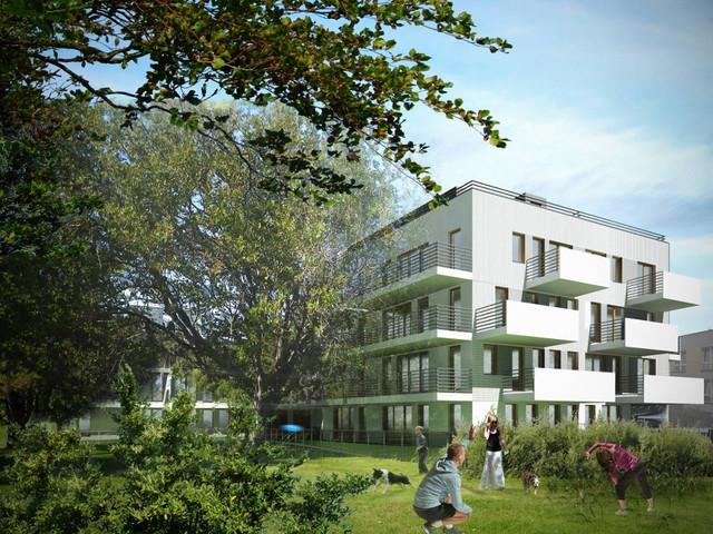 Morizon WP ogłoszenia   Mieszkanie w inwestycji MEHOFFERA, Warszawa, 61 m²   7092