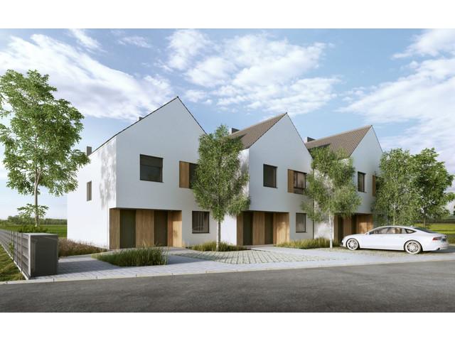 Morizon WP ogłoszenia   Dom w inwestycji OSIEDLE TULECKIE, Gowarzewo, 63 m²   2974