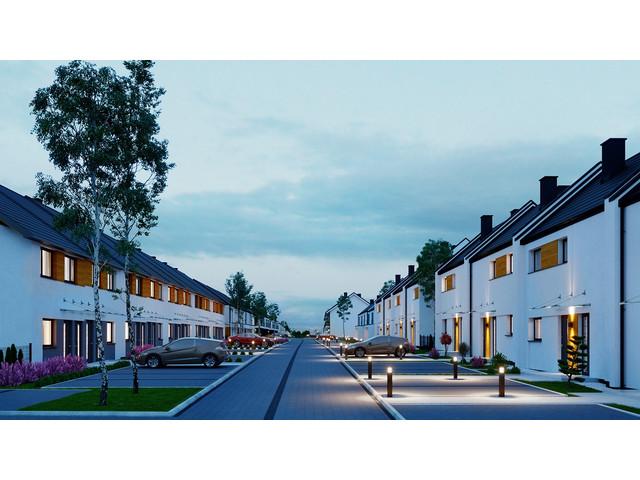 Morizon WP ogłoszenia   Mieszkanie w inwestycji SŁONECZNE OGRODY, Krzyszkowice, 48 m²   6834