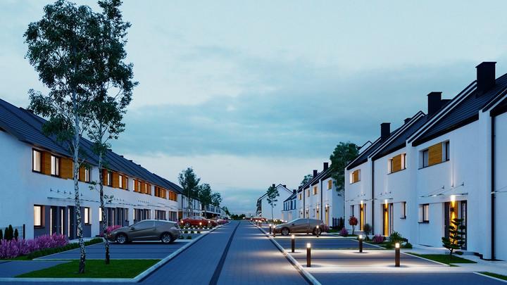 Morizon WP ogłoszenia   Nowa inwestycja - SŁONECZNE OGRODY, Krzyszkowice, 41-125 m²   8645