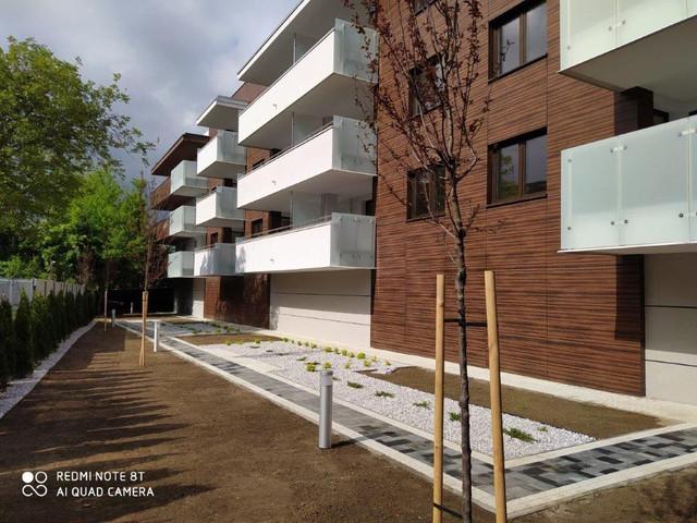 Morizon WP ogłoszenia | Mieszkanie w inwestycji Gdańska 12, Kraków, 74 m² | 1961