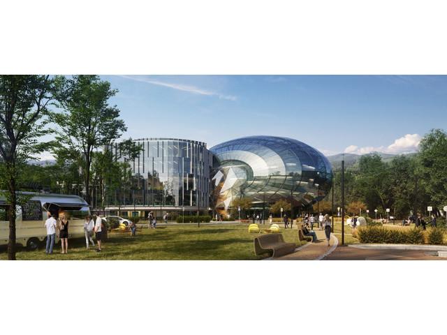 Morizon WP ogłoszenia | Komercyjne w inwestycji Cavatina Hall, Bielsko-Biała, 1900 m² | 0313