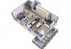 Mieszkanie w inwestycji MIASTECZKO NOVA OCHOTA, Warszawa, 36 m² | Morizon.pl | 5866 nr10