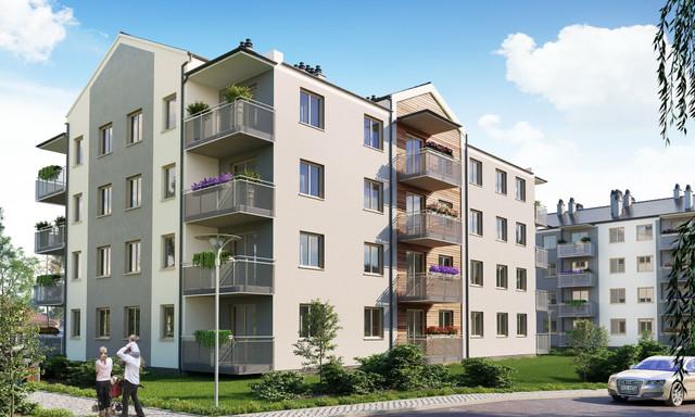 Mieszkanie na sprzedaż <span>Szczecin, Płonia-Śmierdnica-Jezierzyce, ul. Uczniowska 4E i 4D</span>