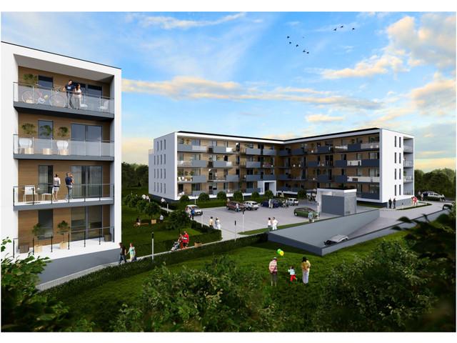 Morizon WP ogłoszenia | Mieszkanie w inwestycji Trześniowska Park, Lublin, 82 m² | 0457