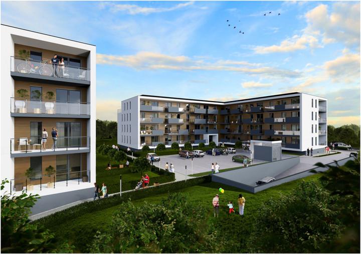 Morizon WP ogłoszenia | Nowa inwestycja - Trześniowska Park, Lublin Ponikwoda, 27-82 m² | 8734