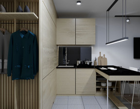 Mieszkanie w inwestycji Dwie Wieże, Lublin, 50 m²