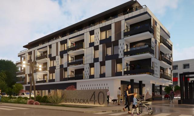 Mieszkanie na sprzedaż <span>Rzeszów, Drabinianka, Strażacka 40</span>