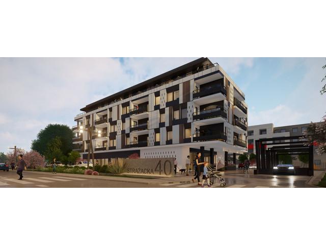 Morizon WP ogłoszenia | Mieszkanie w inwestycji Strażacka 40, Rzeszów, 116 m² | 8943