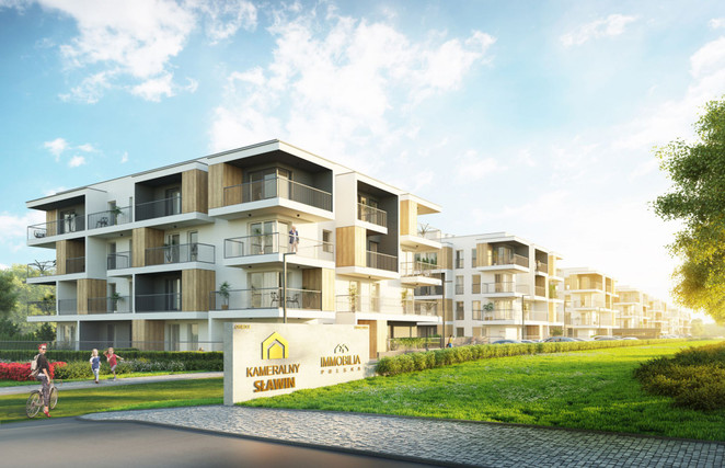 Morizon WP ogłoszenia | Mieszkanie w inwestycji Kameralny Sławin, Lublin, 43 m² | 3632