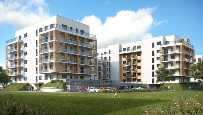 Morizon WP ogłoszenia | Mieszkanie w inwestycji Osiedle Miła, Rzeszów, 59 m² | 2257