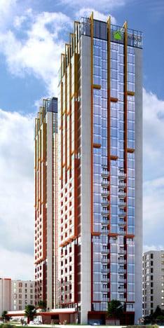 Morizon WP ogłoszenia | Mieszkanie w inwestycji Towarowa Towers, Warszawa, 35 m² | 1533