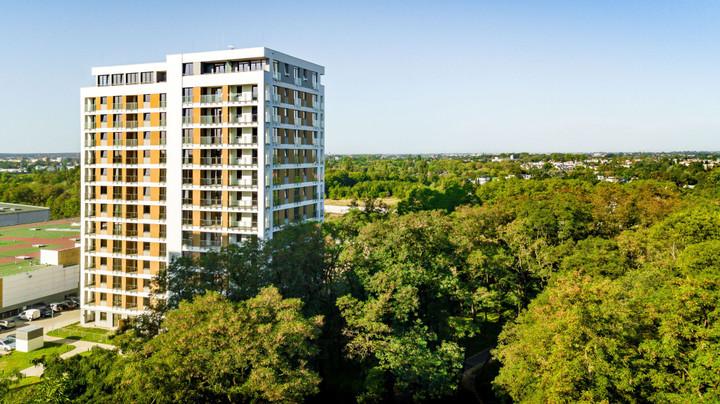Morizon WP ogłoszenia | Nowa inwestycja - Red Park, Poznań Dębiec, 34-99 m² | 8774