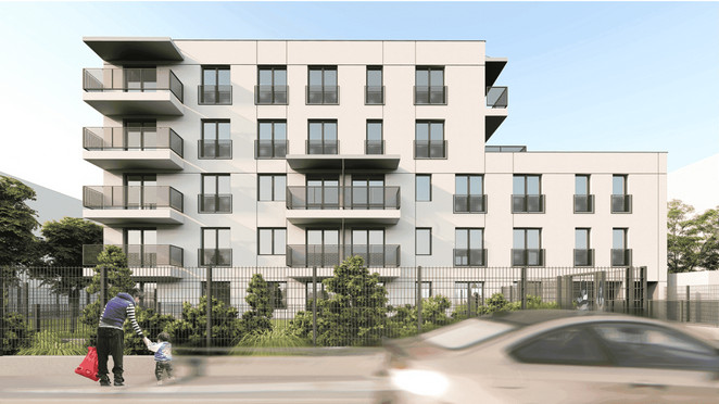 Morizon WP ogłoszenia | Mieszkanie w inwestycji Nova Praga - Koprzywiańska 2, Warszawa, 70 m² | 5002