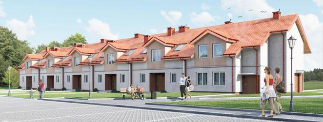 Morizon WP ogłoszenia | Dom w inwestycji Osiedle Gdańskie, Pępowo, 102 m² | 7417