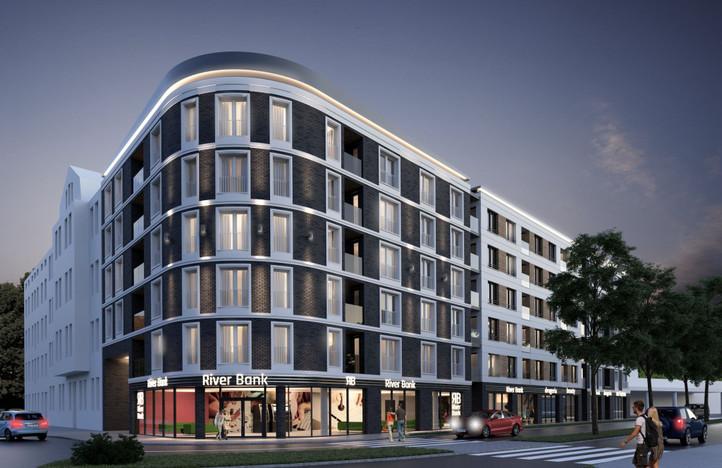 Mieszkanie w inwestycji Młyńska 10, Kołobrzeg, 37 m² | Morizon.pl | 4003