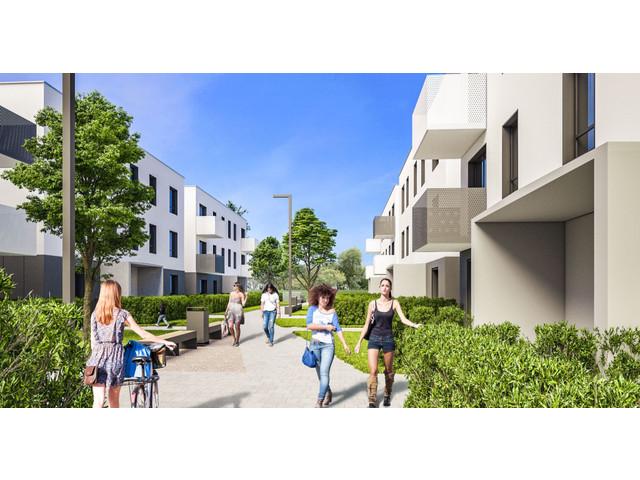 Morizon WP ogłoszenia   Mieszkanie w inwestycji Zielone Miasto, Wrocław, 69 m²   4360