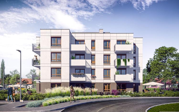 Mieszkanie w inwestycji Zielone Zamienie 4, Zamienie, 35 m² | Morizon.pl | 4085