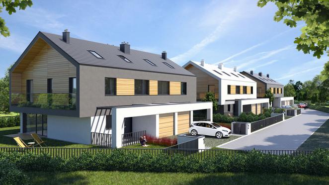 Morizon WP ogłoszenia | Dom w inwestycji Zielona Park, Gdańsk, 153 m² | 4042