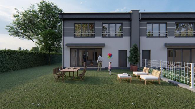 Morizon WP ogłoszenia | Dom w inwestycji Zakątek Wojskiego, Białystok, 135 m² | 1426