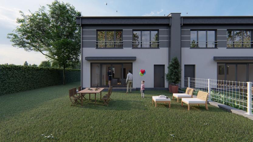 Dom w inwestycji Zakątek Wojskiego, Białystok, 135 m² | Morizon.pl | 5469
