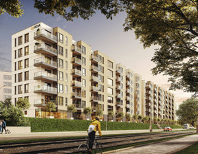 Mieszkanie w inwestycji Jerozolimska, Kraków, 88 m²