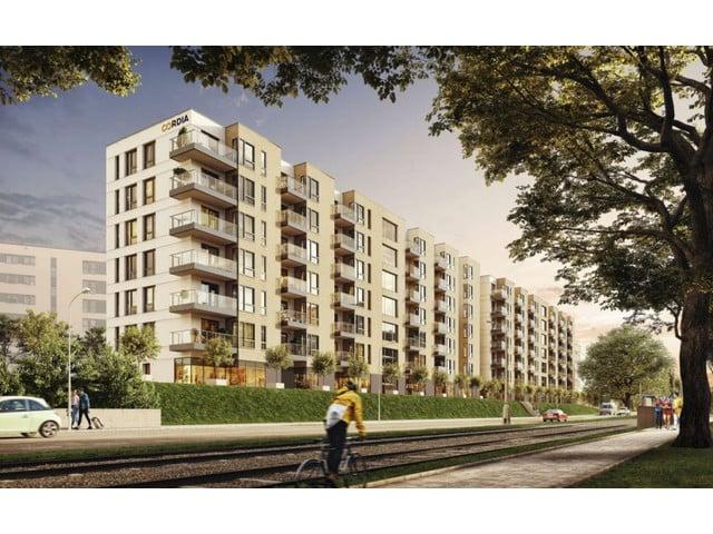 Morizon WP ogłoszenia | Mieszkanie w inwestycji Jerozolimska, Kraków, 88 m² | 4272