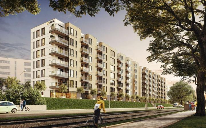 Morizon WP ogłoszenia | Nowa inwestycja - Jerozolimska, Kraków Podgórze, 38-338 m² | 8840