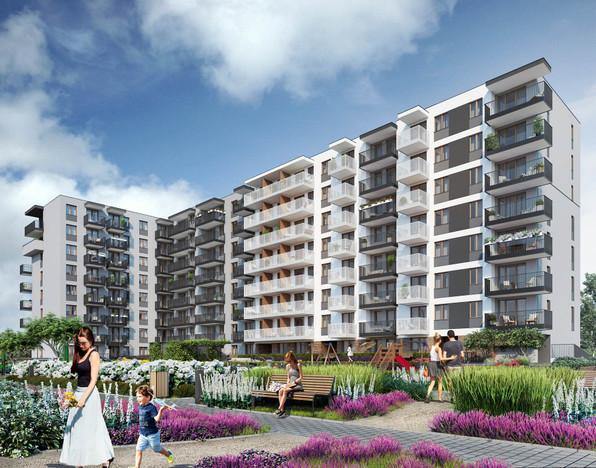 Morizon WP ogłoszenia | Mieszkanie w inwestycji Nowa Myśliwska, Kraków, 38 m² | 8251