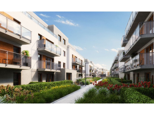 Morizon WP ogłoszenia | Mieszkanie w inwestycji OSIEDLE PRZEDWIOŚNIE, Warszawa, 63 m² | 9538